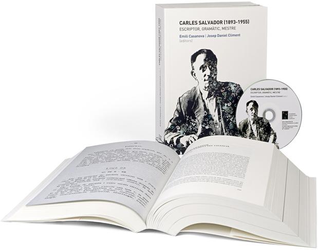 Carles Salvador (1893-1955). Escriptor, gramàtic, mestre